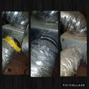 air duct deep cleaning