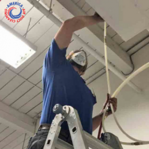 San Antonio commercial air duct cleaning